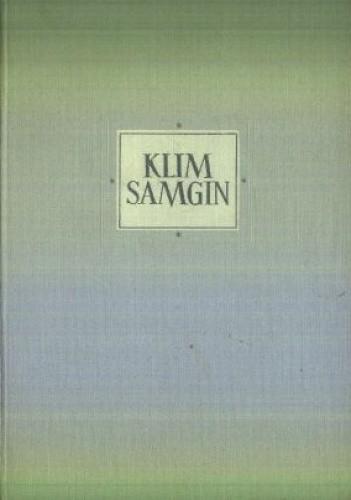 Okładka książki Klim Samgin: (Czterdzieści lat), T. 1-3