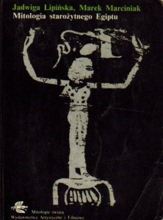 Okładka książki Mitologia starożytnego Egiptu