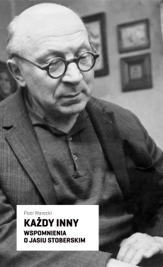 Okładka książki Każdy inny. Wspomnienia o Jasiu Stoberskim