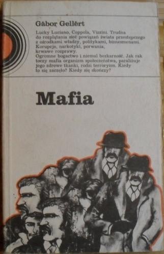 Okładka książki Mafia
