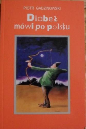 Okładka książki Diabeł mówi po polsku