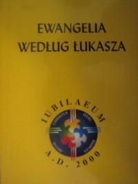 Okładka książki Ewangelia według Łukasza