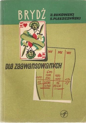 Okładka książki Brydż dla zaawansowanych