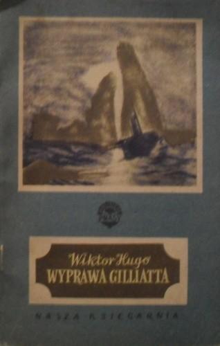 Okładka książki Wyprawa Gilliatta