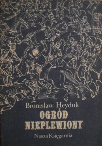 Okładka książki Ogród nieplewiony