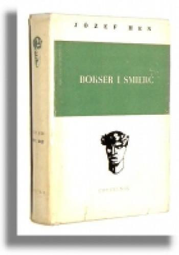 Okładka książki Bokser i śmierć. Wybór opowiadań