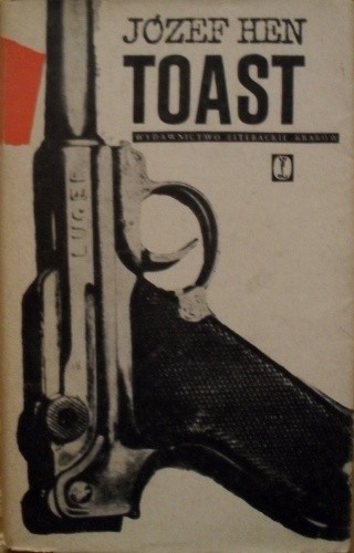 Okładka książki Toast
