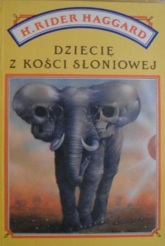 Okładka książki Dziecię z kości słoniowej