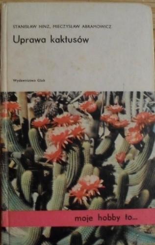 Okładka książki Uprawa kaktusów