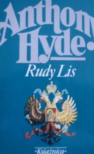 Okładka książki Rudy Lis