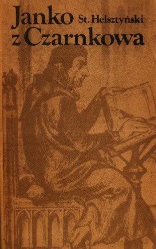 Okładka książki Janko z Czarnkowa