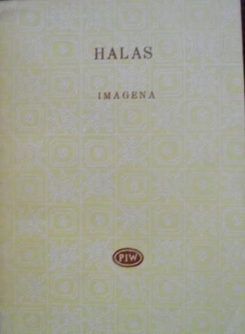 Okładka książki Imagena