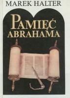 Okładka książki Pamięć Abrahama