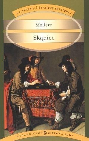 Okładka książki Skąpiec