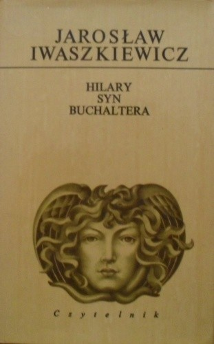 Okładka książki Hilary, syn buchaltera