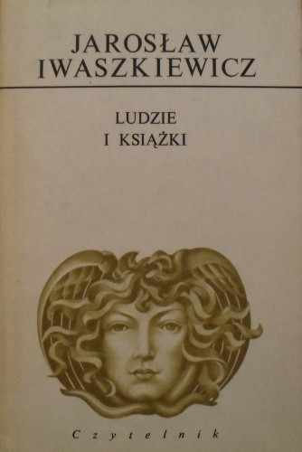 Okładka książki Ludzie i książki