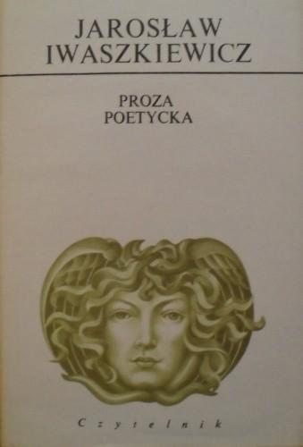 Okładka książki Proza poetycka