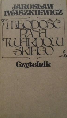 Okładka książki Młodość Pana Twardowskiego. Poemat
