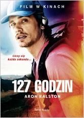 Okładka książki 127 godzin