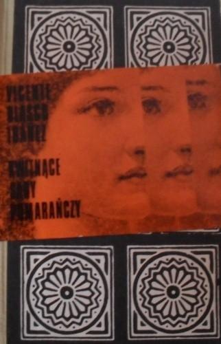 Okładka książki Kwitnące sady pomarańczy