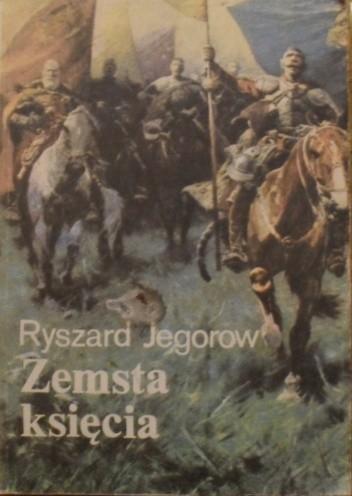 Okładka książki Zemsta księcia