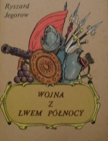 Okładka książki Wojna z Lwem Północy