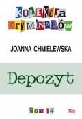 Okładka książki Depozyt