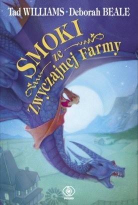 Okładka książki Smoki ze Zwyczajnej Farmy