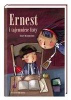 Okładka książki Ernest i tajemnicze listy