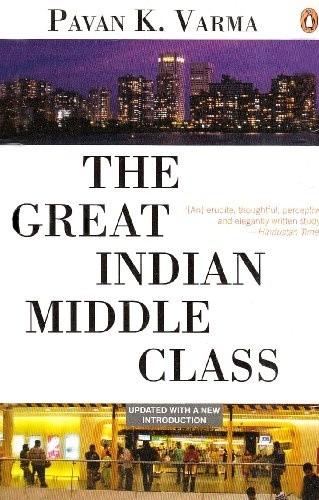 Okładka książki The great Indian middle class
