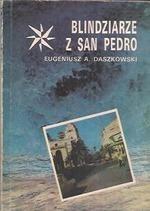 Okładka książki Blindziarze z San Pedro