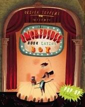Okładka książki The Incredible Book Eating Boy