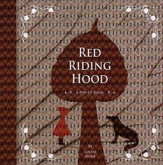 Okładka książki Red Riding Hood. A Pop-Up Book
