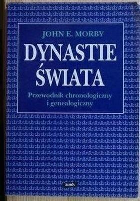 Okładka książki Dynastie świata