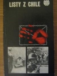 Okładka książki Listy z Chile