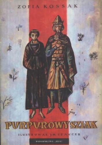 Okładka książki Purpurowy szlak