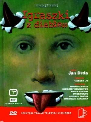 Okładka książki Igraszki z diabłem