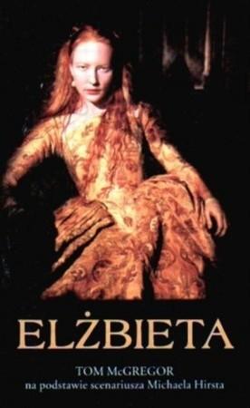 Okładka książki Elżbieta