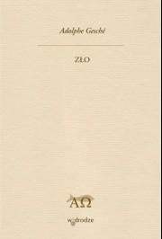 Okładka książki Zło