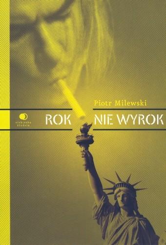 Okładka książki Rok nie wyrok