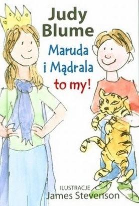 Okładka książki Maruda i Mądrala to my