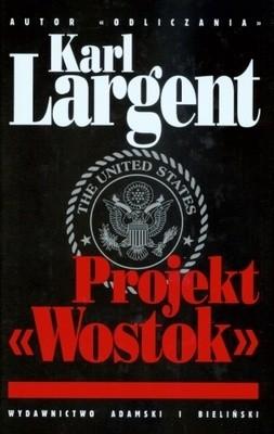 Okładka książki Projekt Wostok