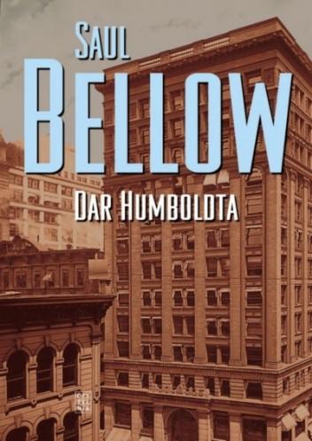 Okładka książki Dar Humboldta