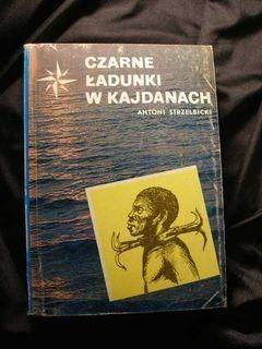 Okładka książki Czarne ładunki w kajdanach