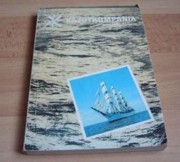 Okładka książki Kajutkompania