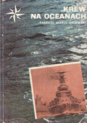 Okładka książki Krew na oceanach