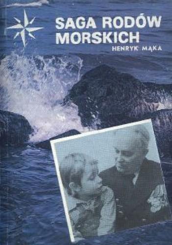 Okładka książki Saga rodów morskich