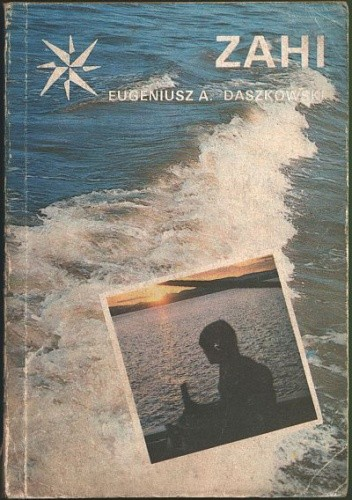 Okładka książki Zahi
