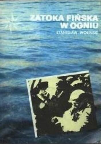 Okładka książki Zatoka Fińska w ogniu