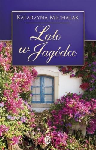 Okładka książki Lato w Jagódce